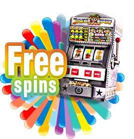 Free spins på slots