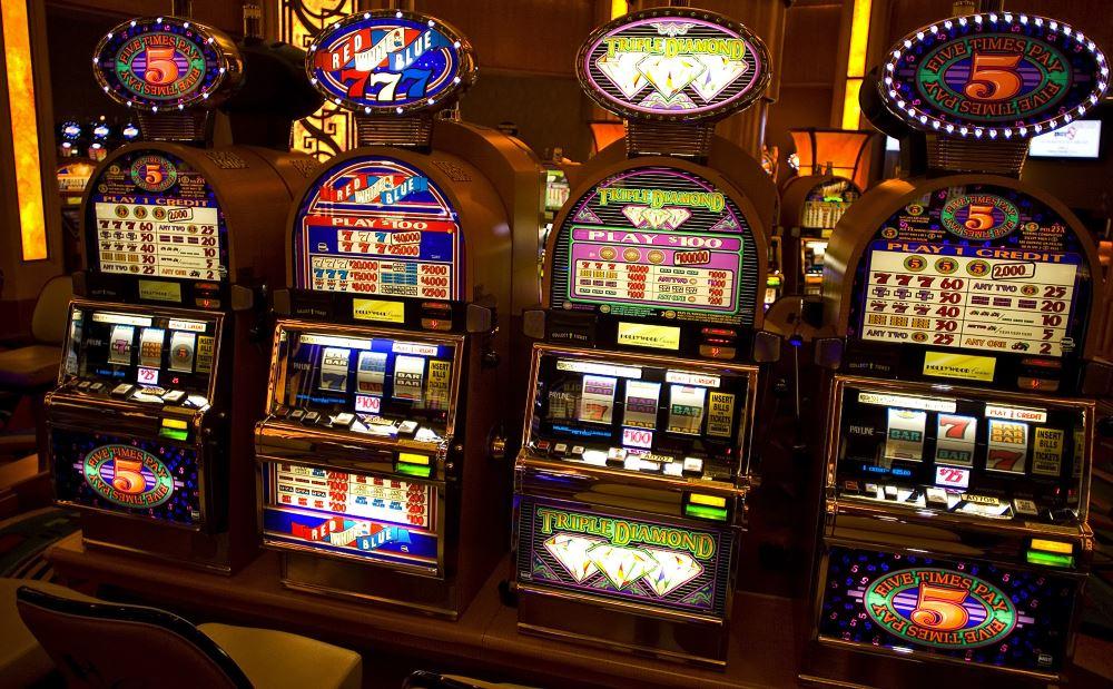 slots i casino