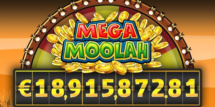 Mega Moolah slots har betalat ut störst jackpott online